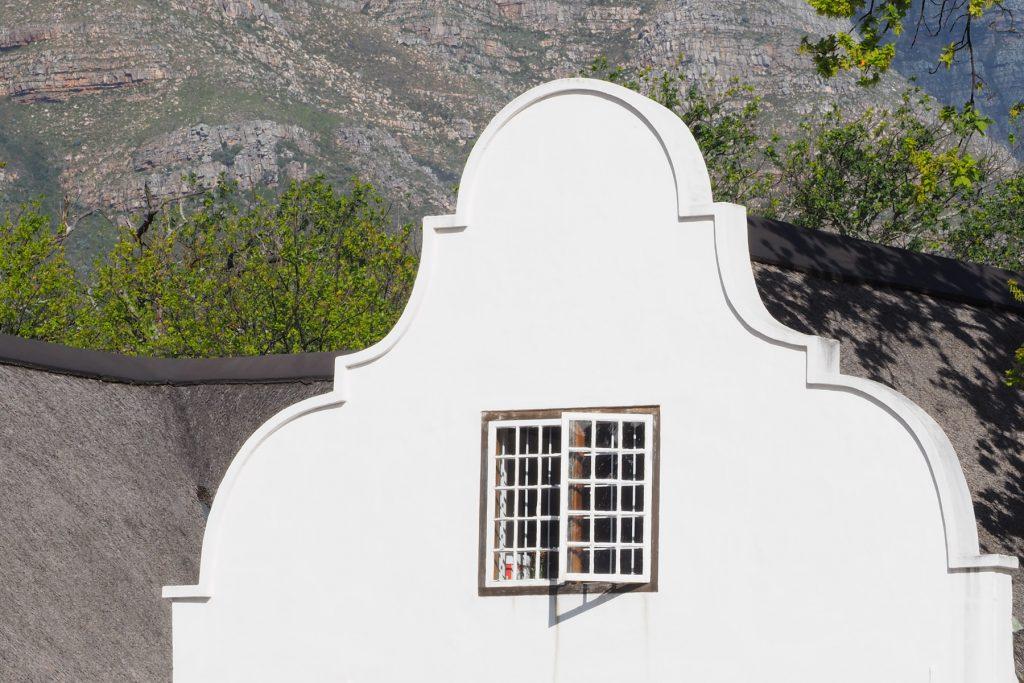 cape dutch style architecture