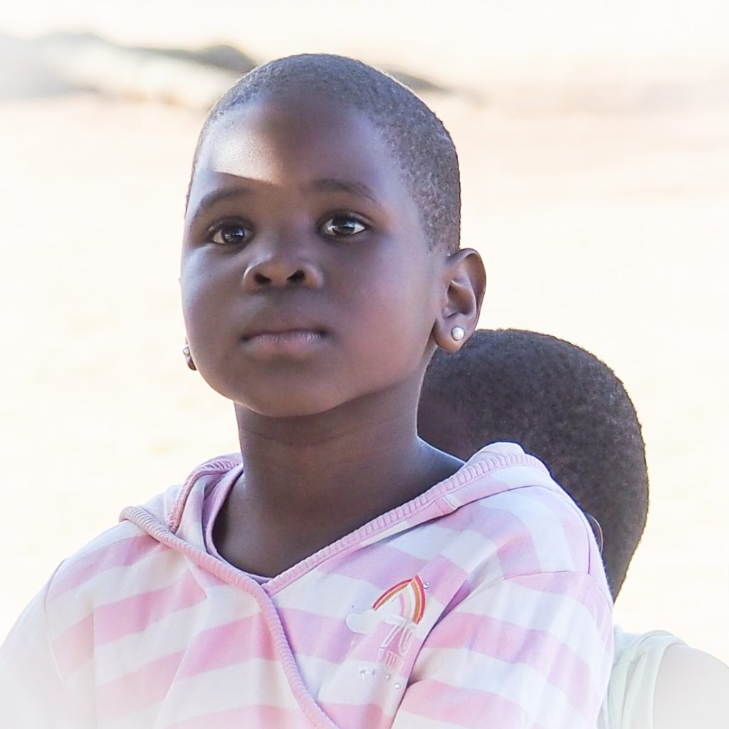 south african girl portrait people and culture