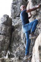 south africa climbing table mountain