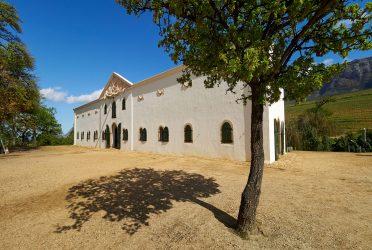 stellenbosch groot constania cape winelands